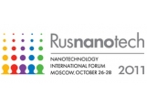 Nanotechnology international forum Rusnanotech Expo 2011